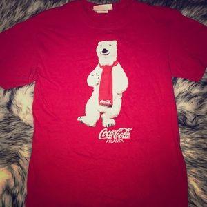 Coca Cola Bear T-shirt